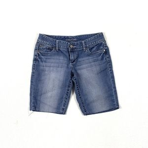 Maurices Denim Cut Off Shorts 5/6